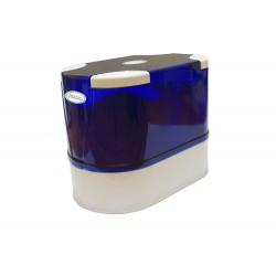 5 Aşamalı Tezgahaltı Pompalı Kapalı Kasa - 12 Litre Tanklı Mavi Su Arıtma Cihazı
