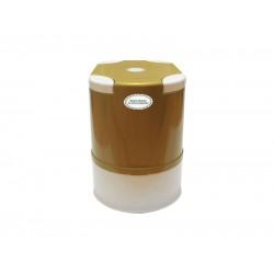 5 Aşamalı Tezgahaltı Pompalı Kapalı Kasa - 12 Litre Tanklı Altın Su Arıtma Cihazı