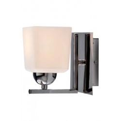 AVONNI AP-1374-1K Krom Kaplama Aplik E14 Metal Cam 13x16cm