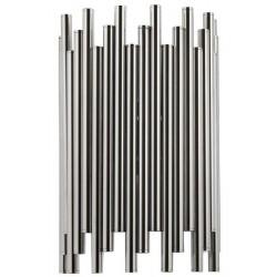 AVONNI AP-60056-K20 Eskitme Kaplama Aplik, E27, Metal, 23x11cm