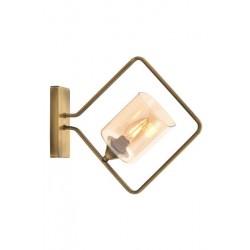 AVONNI AP-60103-1E Eskitme Kaplama Aplik E14 Metal Cam 8x28cm