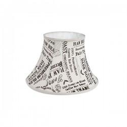 Modi Lighting Desenli Abajur şapkası IT-058-S