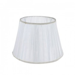 Modi Lighting Beyaz Abajur Şapkası IT-082-M