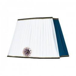Modi Lighting Beyaz Mavi Abajur Şapkası IT-092-M