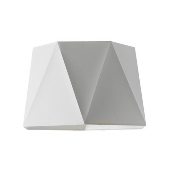 Modi Lighting Beyaz Hexagon Lambader Şapkası